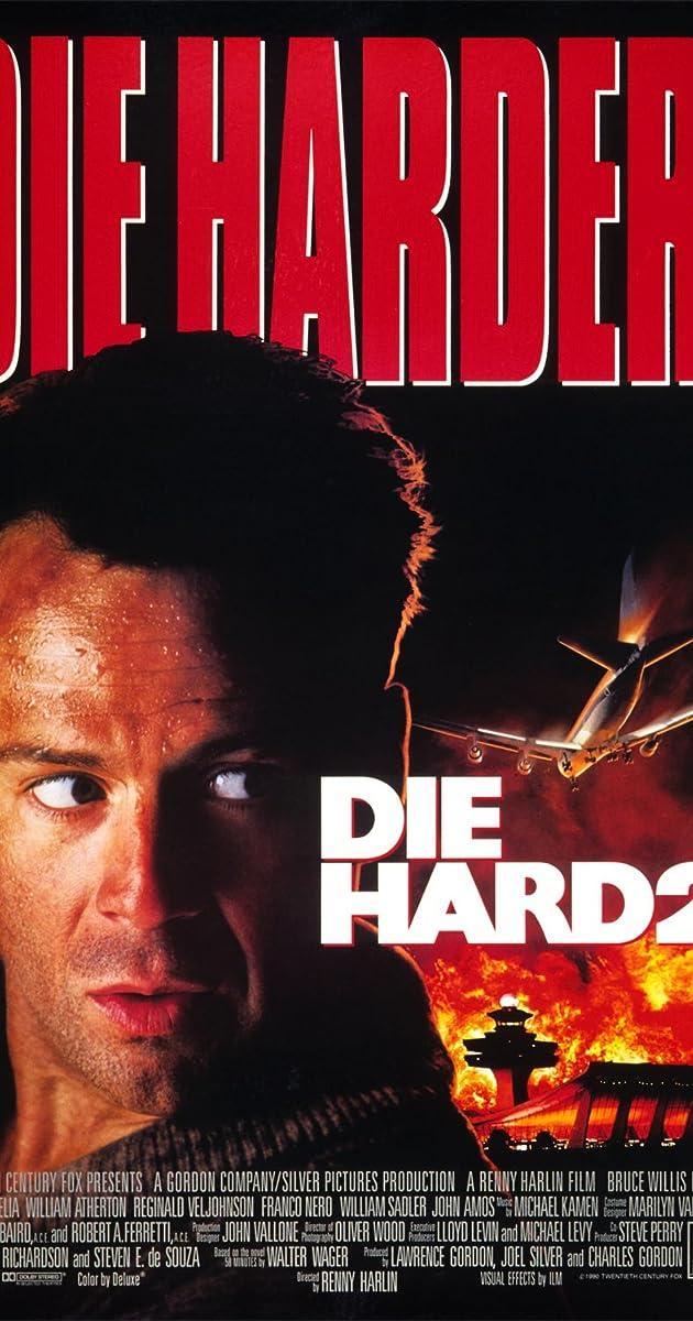 Kietas riešutelis 2 / Die Hard 2 (1990)