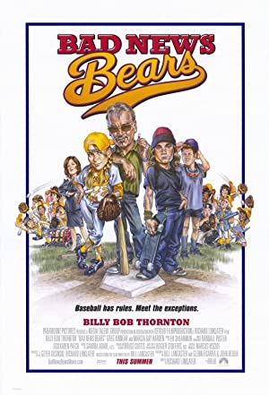 Bad News Bears Poster Image