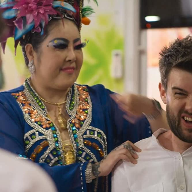 Jack Whitehall in Jack Whitehall: Travels with My Father (2017)