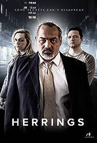 Shawn Shillingford, Samantha Simpson, and David Ogrodowski in Herrings (2015)