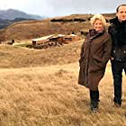 Caroline Quentin and Piers Taylor in The World's Most Extraordinary Homes (2017)