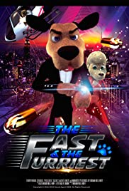 Secret Agent 00K9: The Fast and the Furriest Poster