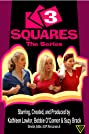 3 Squares Poster