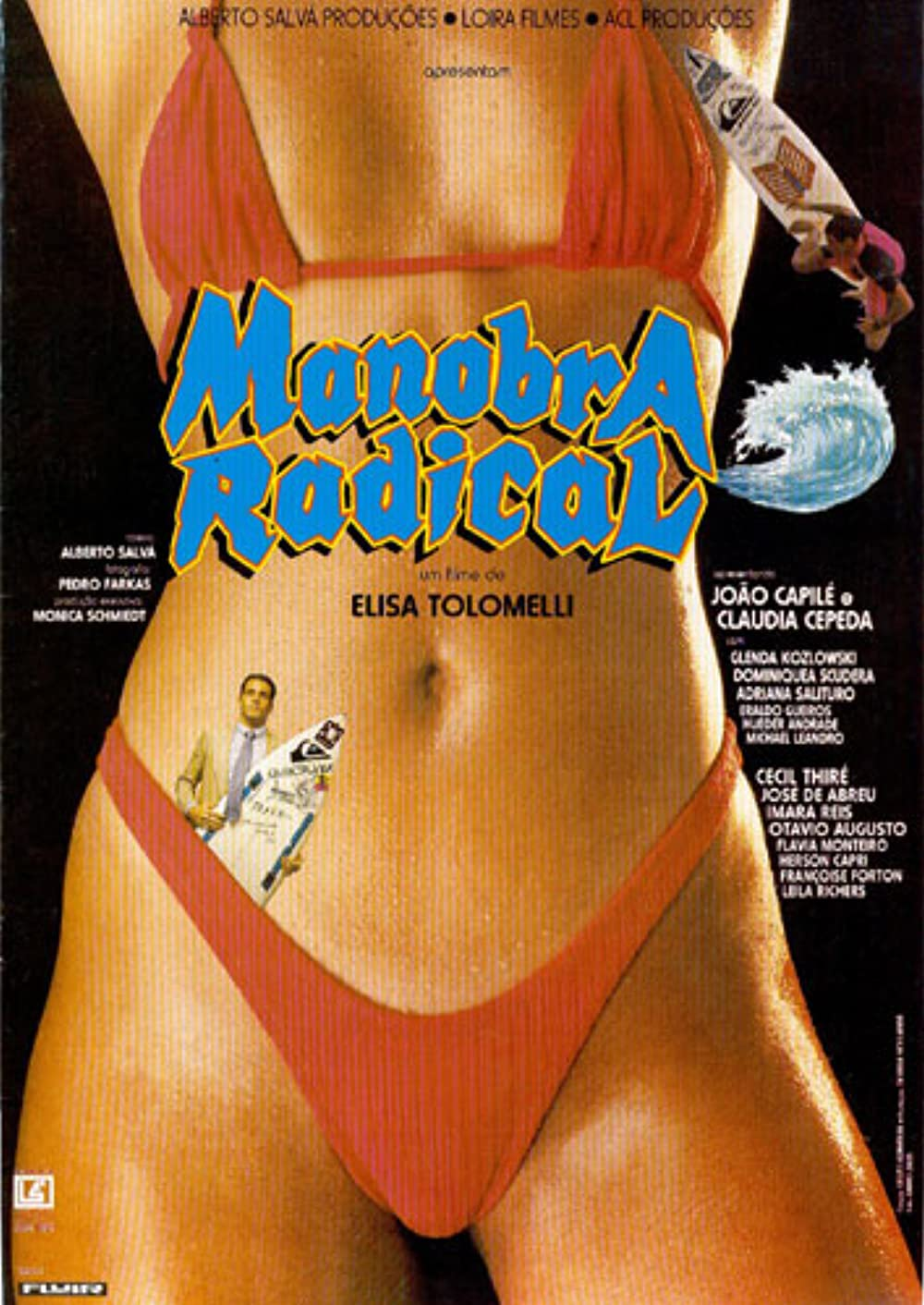 Manobra Radical (1991) - IMDb