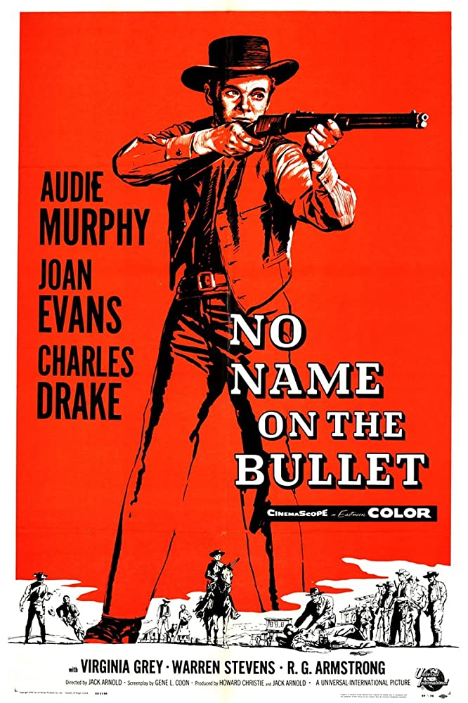 Audie Murphy in No Name on the Bullet (1959)