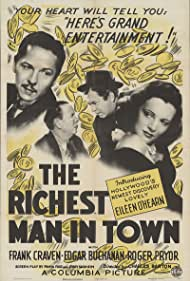 The Richest Man in Town (1941)