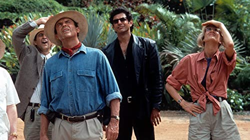 How the Original 'Jurassic Park' Cast Fits Into the New 'Jurassic World'