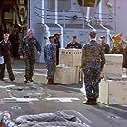Eric Dane and Fay Masterson in The Last Ship (2014)