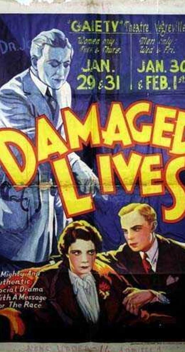 Damaged Lives 1933 Full Cast Crew Imdb