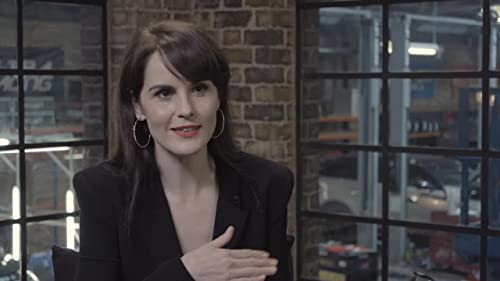 Stringout Michelle Dockery