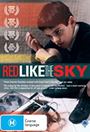 Red Like the Sky Poster