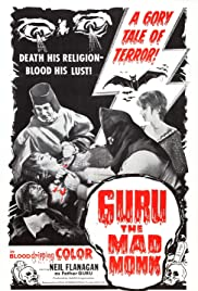 Guru, the Mad Monk (1970) Poster - Movie Forum, Cast, Reviews