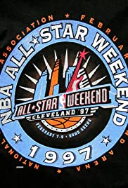 1997 NBA All-Star Game Poster