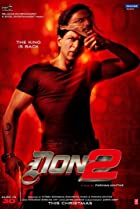Don 2 (2011) Poster