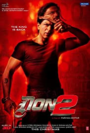 Don 2 (2011) Full Movie Watch Online Download thumbnail