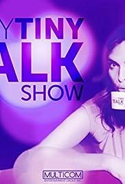 Tiny Tiny Talk Show Poster