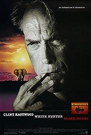 White Hunter Black Heart(1990) Poster - Movie Forum, Cast, Reviews