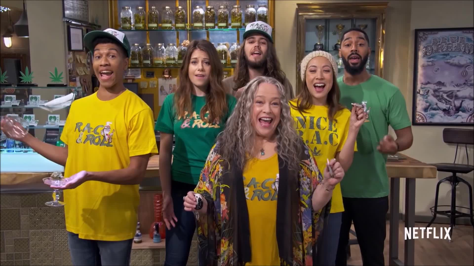 serie disjointed