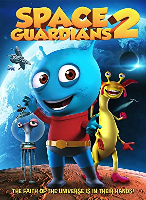 Space Guardians 2 Poster