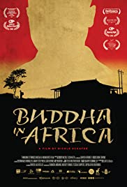 Buddha in Africa Poster