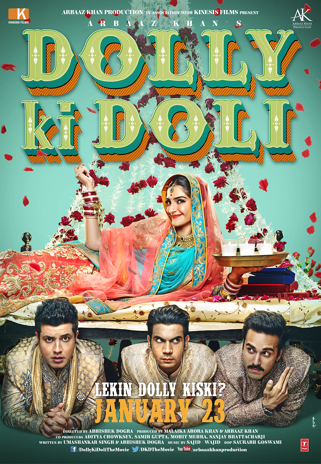 Dolly Ki Doli (2015) - IMDb