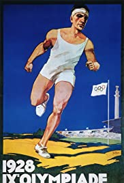 The Olympic Games, Amsterdam 1928 Poster