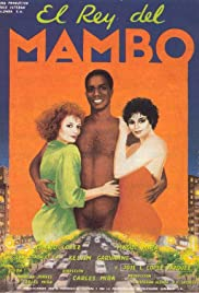 El rey del mambo Poster