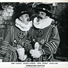 Lionel Jeffries and Terry-Thomas in Operation Snatch (1962)