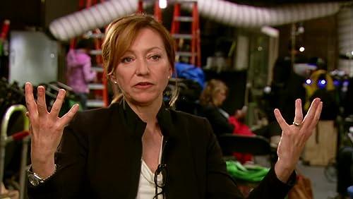 Go On: Interview Excerpts Julie White-Annie