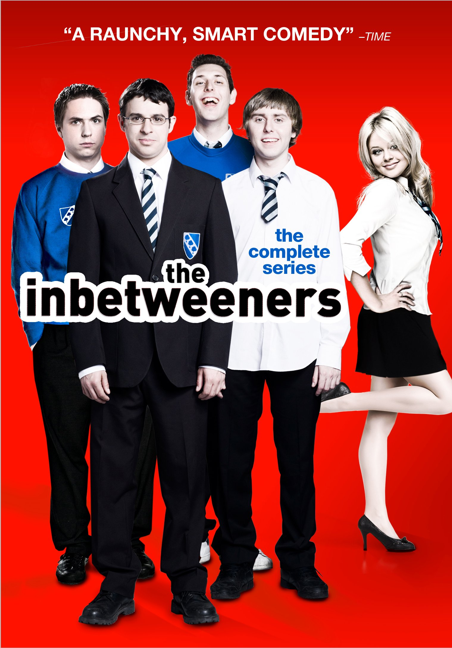 The Inbetweeners (TV Series 2008–2010) - Images - IMDb