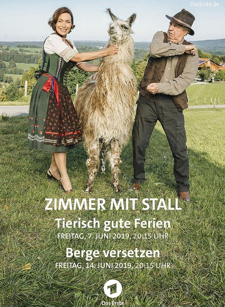 Pokój ze stajnią: Góry przenosić / Zimmer mit Stall: Berge versetzen (2019)