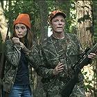 Mackenzie Astin and Anjelica Bette Fellini in Teenage Bounty Hunters (2020)