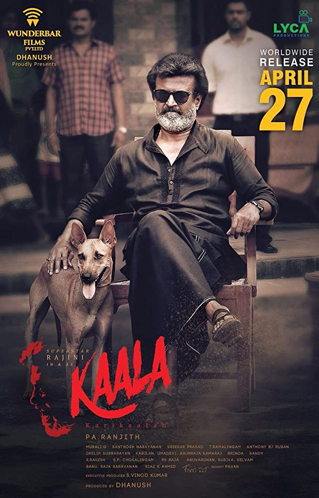 Kaala (2018) Hindi HDRip 720p 1.4GB Line Audio Esubs MKV
