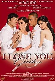I Love You Goodbye Poster