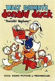 Donald's Nephews Poster