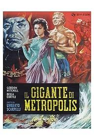 Il gigante di Metropolis (1961) Poster - Movie Forum, Cast, Reviews