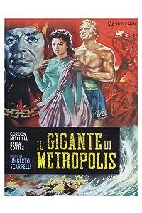 Watch free full comedy movies Il gigante di Metropolis [UltraHD]