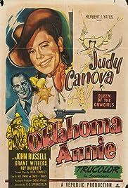 Oklahoma Annie Poster