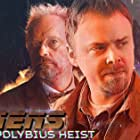 Robert Llewellyn and Stuart Ashen in Ashens and the Polybius Heist (2020)
