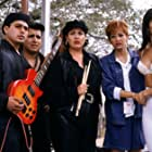 Jennifer Lopez, Constance Marie, Jackie Guerra, and Jacob Vargas in Selena (1997)