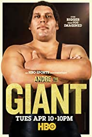 Andre the Giant (2018) Poster - Movie Forum, Cast, Reviews