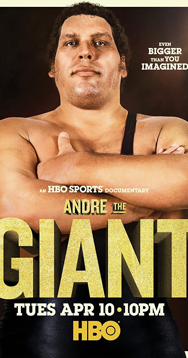 Subtitle of Andre the Giant