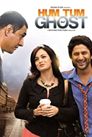 Hum Tum Aur Ghost (2010) Poster - Movie Forum, Cast, Reviews
