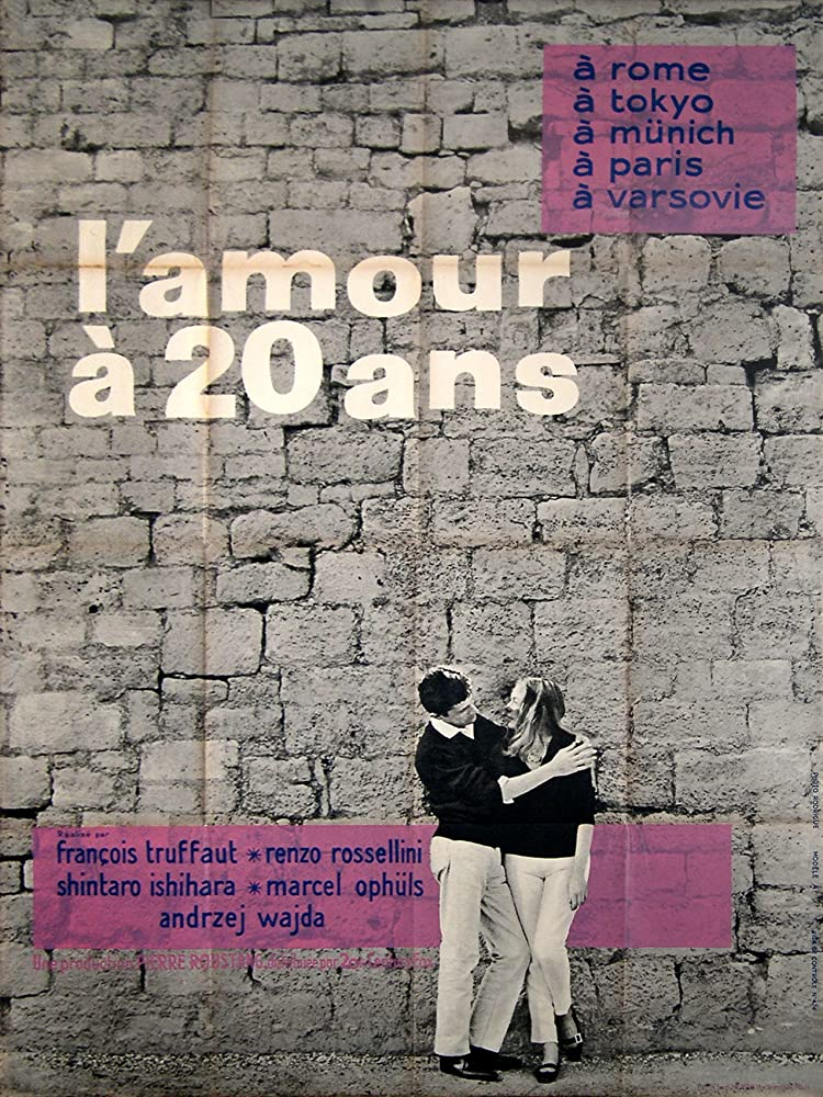 L'amour à vingt ans (1962)