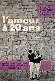 Love at Twenty(1962) Poster - Movie Forum, Cast, Reviews