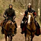 Don Hany and Craig Horner in Legend of the Seeker (2008)
