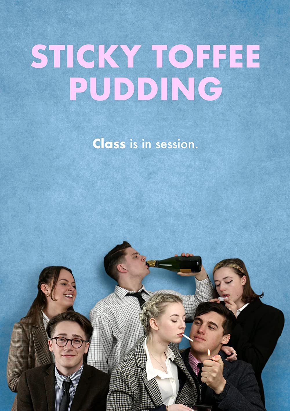 Download Sticky Toffee Pudding (2020) WebRip 720p Full Movie [In English] With Hindi Subtitles Full Movie Online On 1xcinema.com