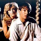 Morgan Fairchild and Mark Harmon in Flamingo Road (1980)