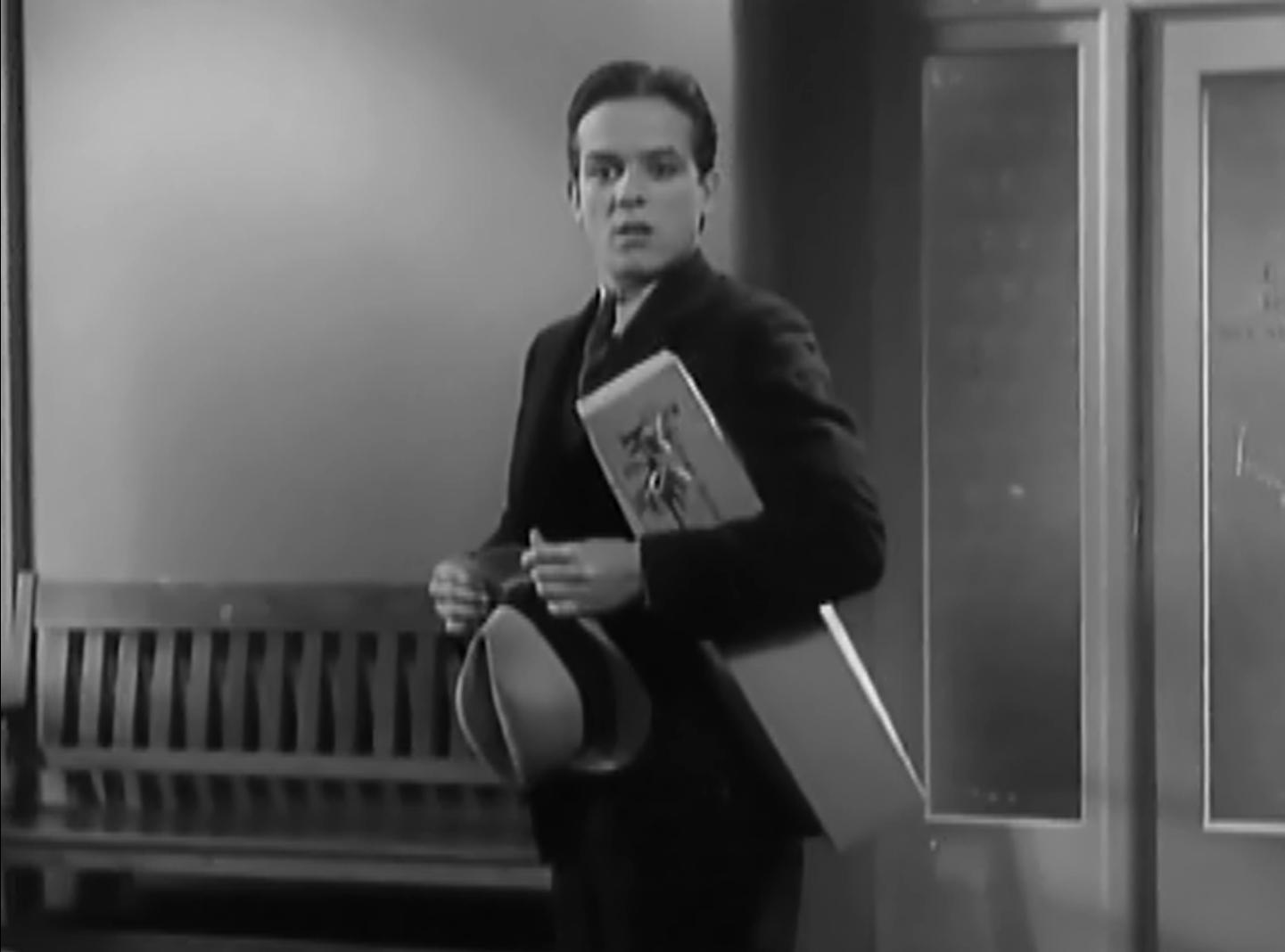 Eric Linden in Life Begins (1932)