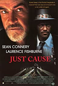 Sean Connery and Laurence Fishburne in Just Cause (1995)
